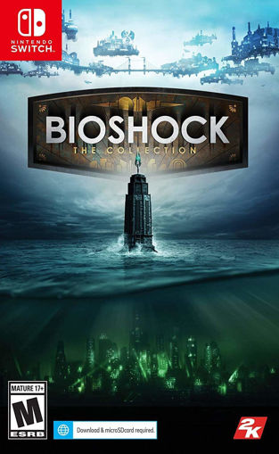 Portada BioShock: The Collection
