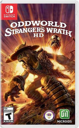 Portada Oddworld: Stranger's Wrath