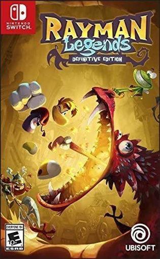 Portada Rayman® Legends Definitive Edition