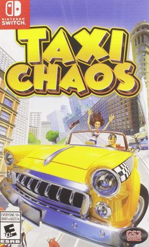 Portada Taxi Chaos