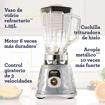 Imagen de Licuadora OSTER industrial cromada 700 Watts