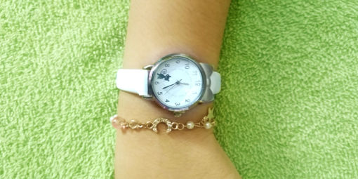 Imagen de Reloj con Pulserita para niña